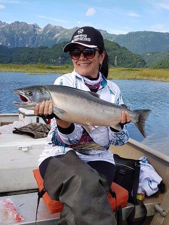 Salmon Catcher Lodge: Dispensa comentários