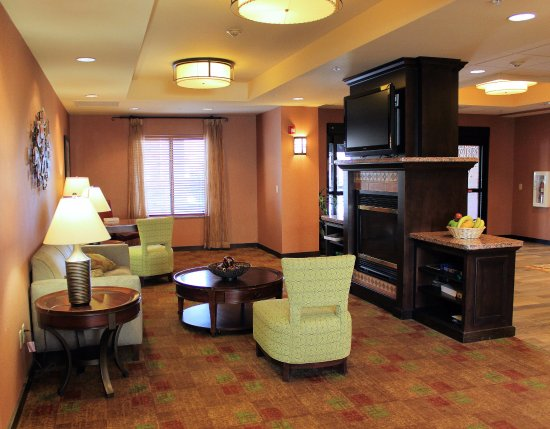 Green River, WY: Lobby Area
