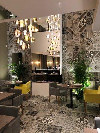 Restaurant les halles saint gr goire saint gregoire for Restaurant saint gregoire