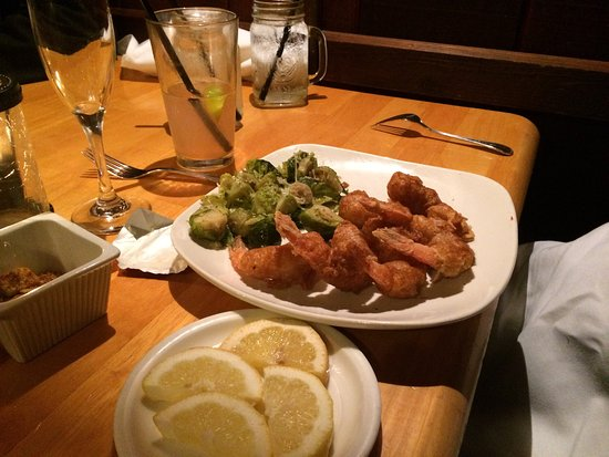 Fortuna, CA: Fried shrimp