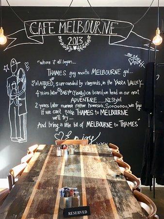 Melbourne Cafe: photo1.jpg
