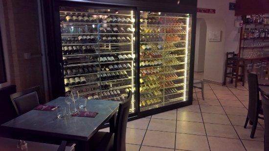 Les Milles, Fransa: la cave à vin