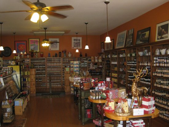 Smithville, NJ: Inside General Store
