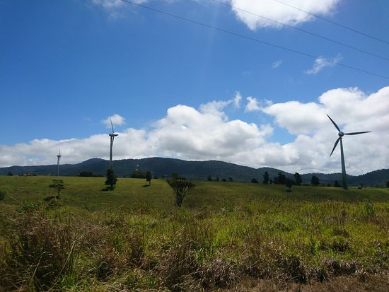 Ravenshoe, Australia: Windy Hill Wind Farm
