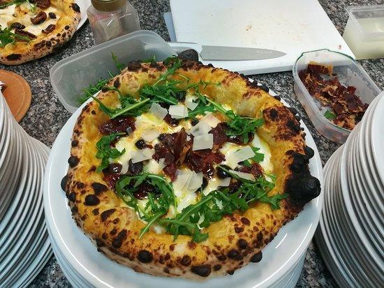 Taglio di Po, Italia: Le nostre pizze alla napoletana