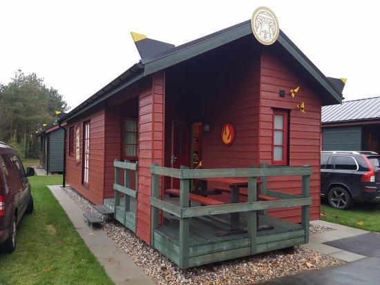 LEGOLAND Holiday Village: Ninjago cabin
