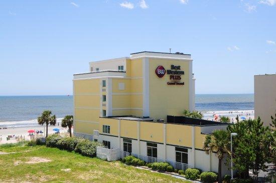 Best Western Plus Grand Strand Inn Suites 84 1 3 Updated 2018 Prices Hotel Reviews Myrtle Beach Sc Tripadvisor