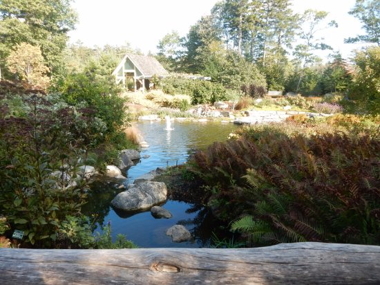 Boothbay, ME: Many water features