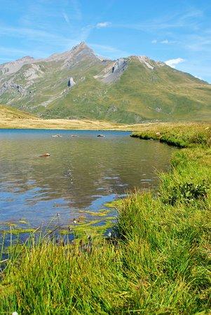 Seez, Frankrijk: Le lac Verney