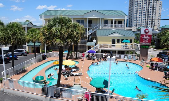 Best Western Plus Grand Strand Inn Suites Updated 2018 Hotel Reviews Price Comparison Myrtle Beach Sc Tripadvisor
