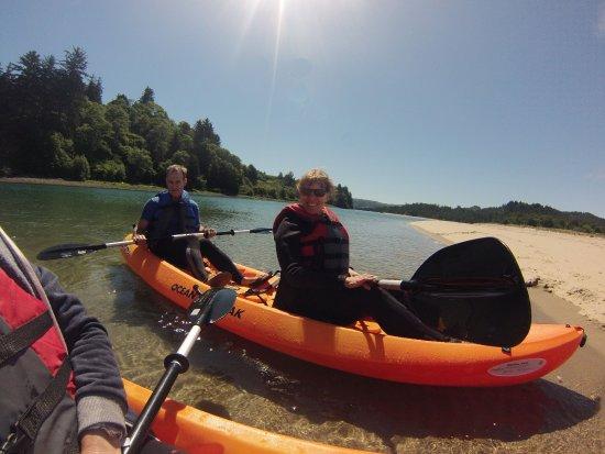 Lincoln City, OR: Safari Town Surf Kayak Tours
