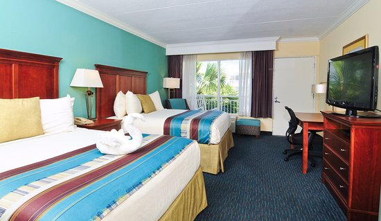 Best Western Plus Grand Strand Inn & Suites: Two Queen Beds