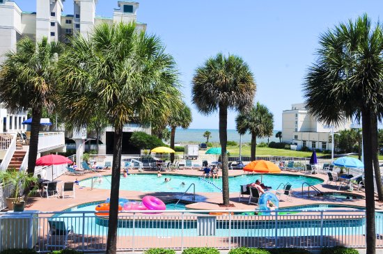 Best Western Plus Grand Strand Inn & Suites: Pool Area
