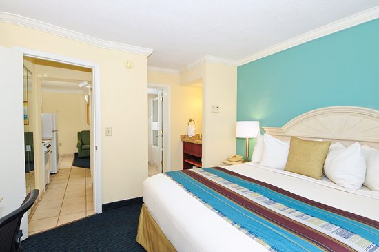 Best Western Plus Grand Strand Inn & Suites: King Mini Suite