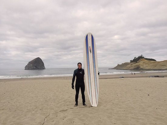 Lincoln City, OR: Surfing Lessons & Rentals