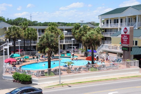 Best Western Plus Grand Strand Inn & Suites: Exterior