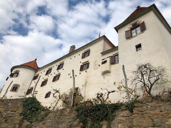Scorci del castello di Velenje