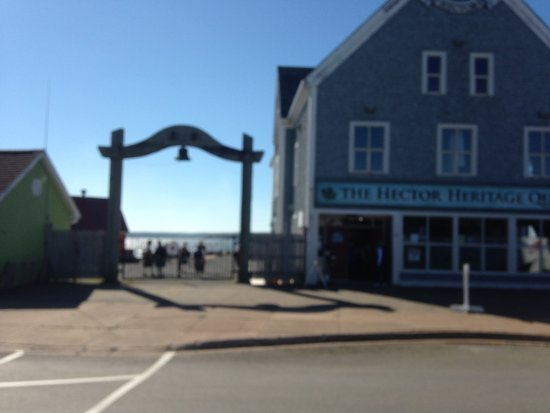 Pictou, Canada: Pipers