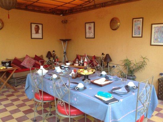Riad Dar Khmissa Marrakech-bild