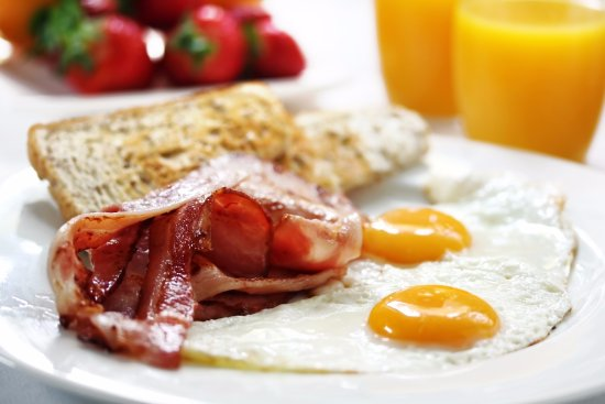 Ironwood, MI: Start your day off right!