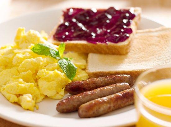 Ironwood, ميتشجان: Breakfast