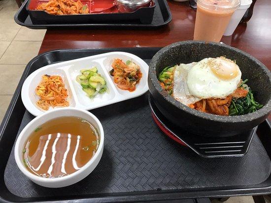 Morrow, GA: KoreanBBQStonebowl & Banchan