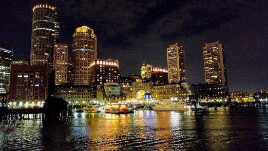 Fan Pier: La plus belle vue de Boston!