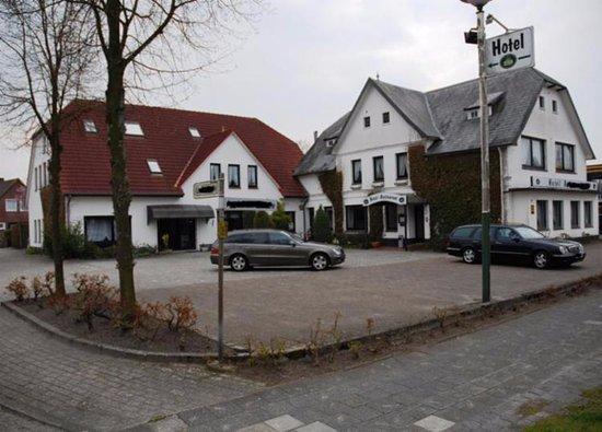 Wittmund, Γερμανία: Entstanden als ich im vorletzten Jahr 2015 selbst dorf zu Gast war.Das Hotel ist sehr schön und