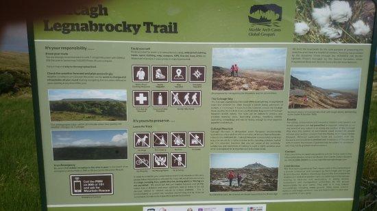 Cuilcagh Legnabrocky Trail: prepare yourself