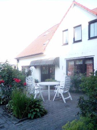 Wittmund, Germany: Hier ist das Hotel Rademacher zu sehen.
