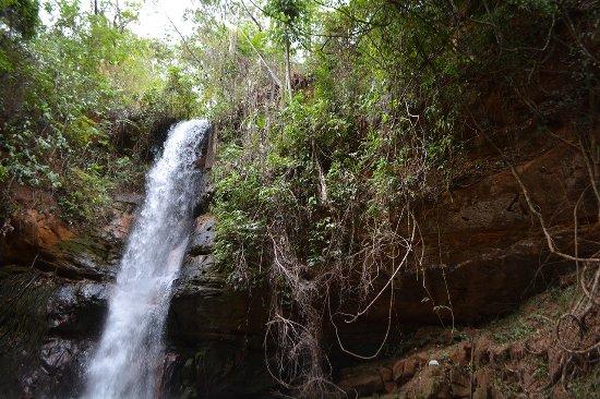 Mambai, GO: Cachoeira do Alemão