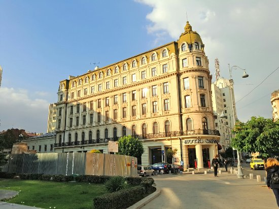 Capitol Hotel, Hotels in Bucharest