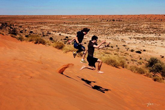 Birdsville, Australia: Plenty of fun for everyone