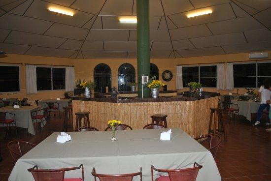 Trinidad, Uruguay: Restaurante y salón comedor
