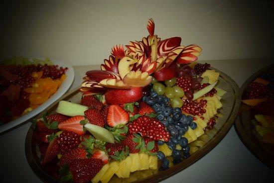 Rangiora, Nowa Zelandia: fruits salad for wedding