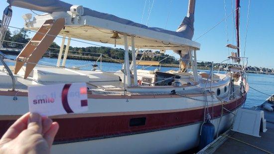 Enchanted Sailing Charters: The Enchantress