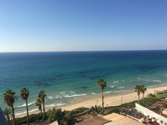 Seasons Netanya Hotel: View from the 7th floor