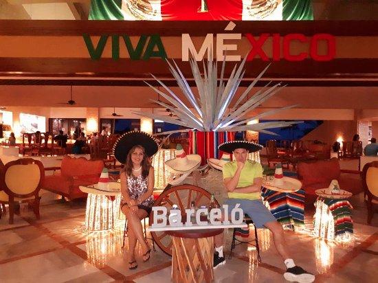 Barcelo Huatulco: Un recibimiento muy mexicano