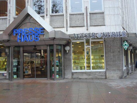 Pressehaus - Weser-Kurier
