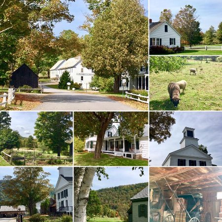 Plymouth, VT: Homestead & township collage
