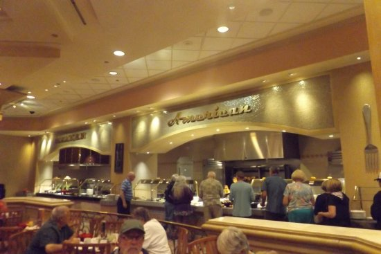 Palm springs casino seafood buffet