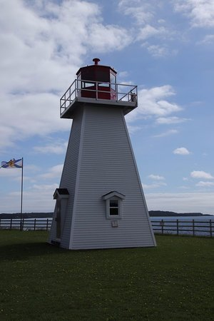 St. Peter's, Canada: Jerome Point Lighthouse