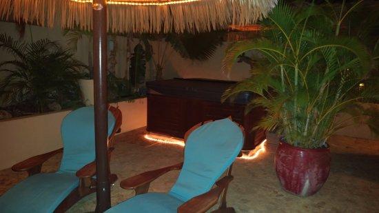 Bamboo Bali Bonaire - Boutique Resort Picture