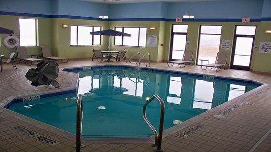 Kittanning, PA: Relax and unwind in our heated indoor swimming pool