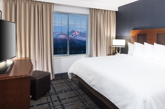 Embassy Suites by Hilton Anchorage: Suite King Mountain View