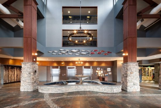 Embassy Suites by Hilton Anchorage: Lobby Horizontal