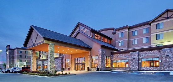 Embassy Suites by Hilton Anchorage: Stay