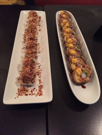 Kamiko Sushi Bar: Very good taste and quality