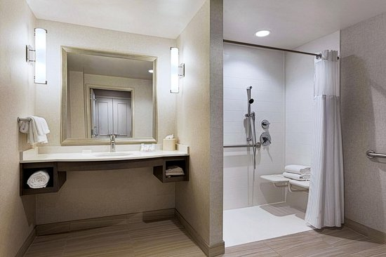 Pittsfield, MA: Accessible Roll-In Shower