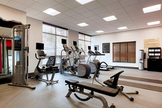 Pittsfield, MA: Fitness Center